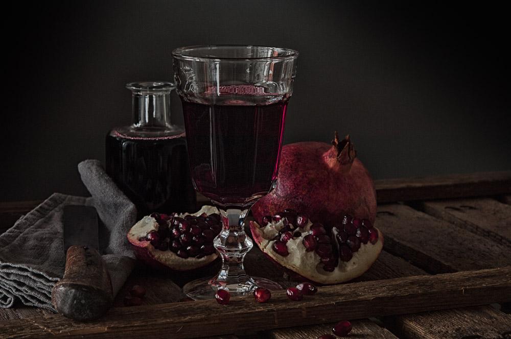 foodographie | Granatapfel | Torsten Fleischer