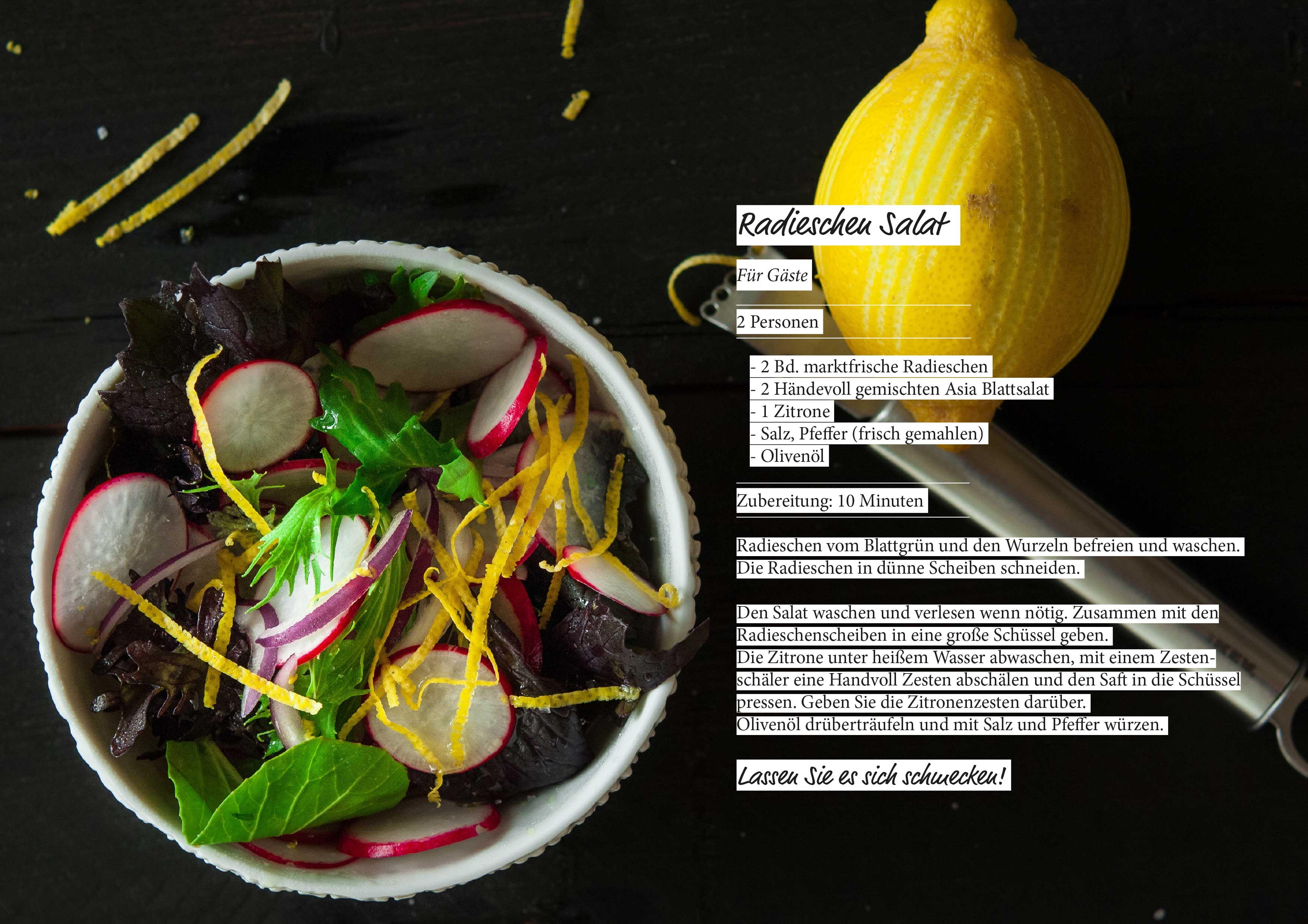foodographie | Radieschensalat | Torsten Fleischer
