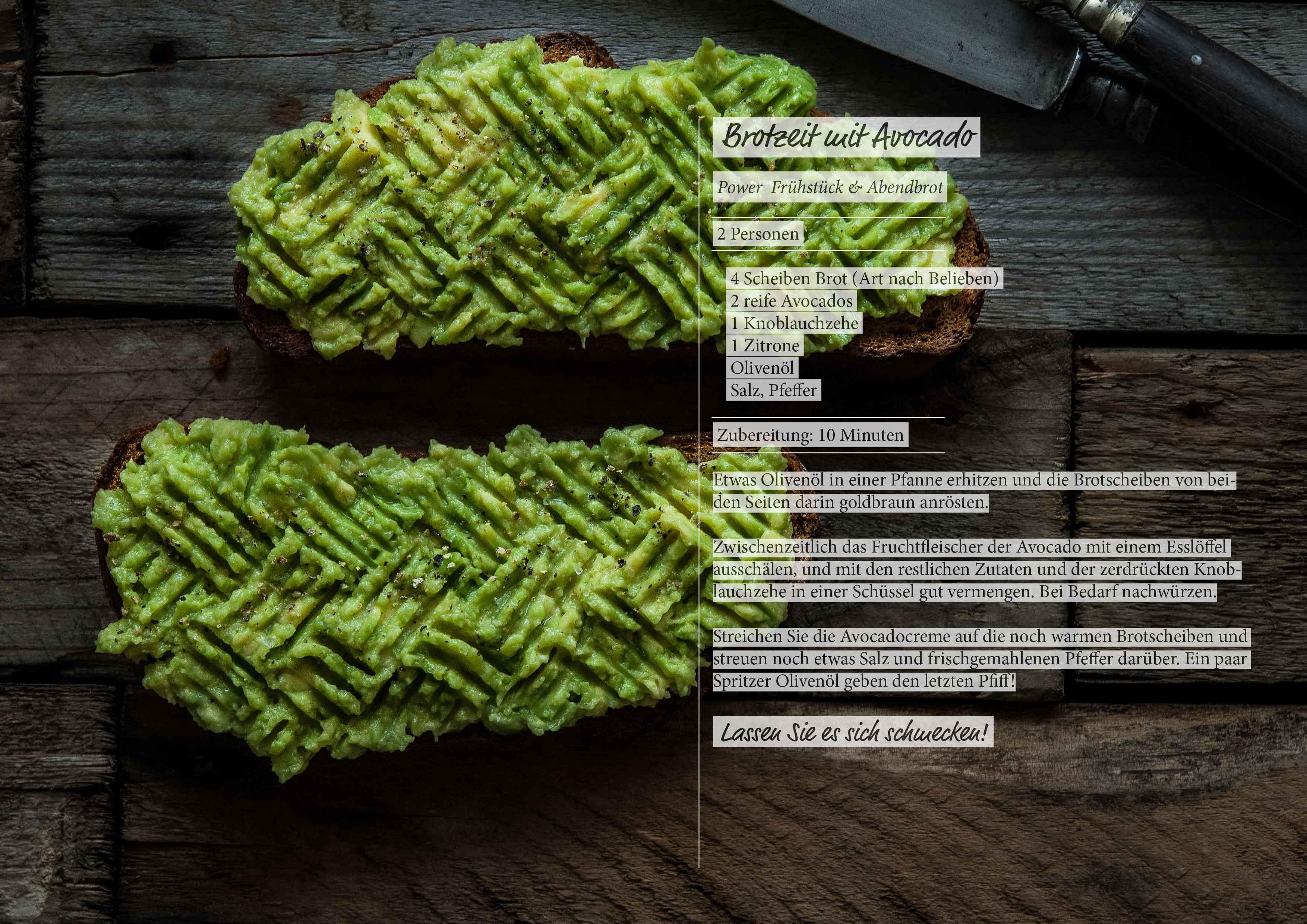 foodographie | Avocadobrot | Torsten Fleischer