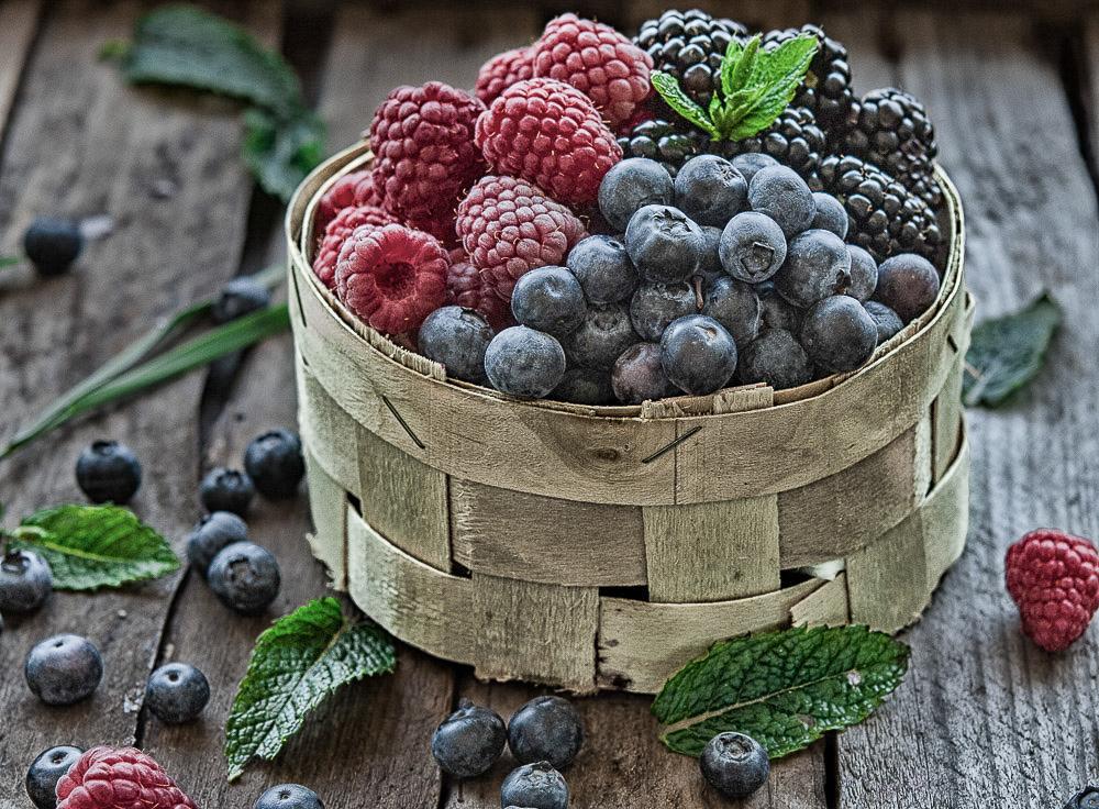 foodographie | Beeren Mix | Torsten Fleischer