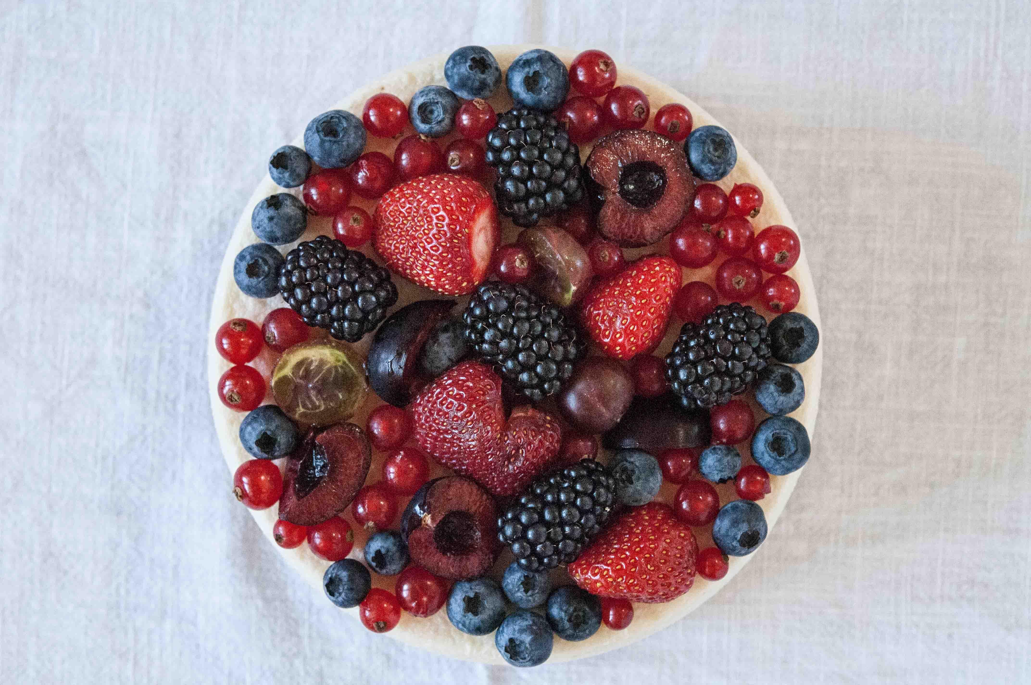 foodographie | Kokos Beeren Torte | Torsten Fleischer